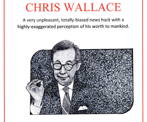 Chris Wallace - Hall of Shame