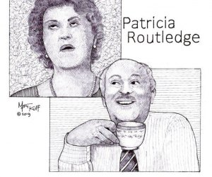 Patricia Routledge & Clive Swift