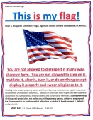 This Is My Flag!