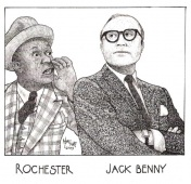Rochester and Jack Benny