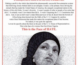 The Face of HATE