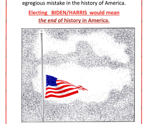 The End Of History In America