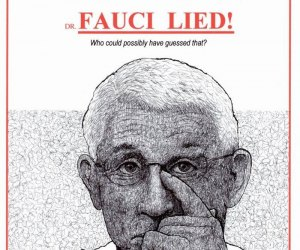 DR. FAUCI LIED.
