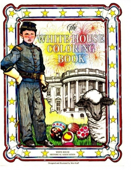 White House Coloring Book