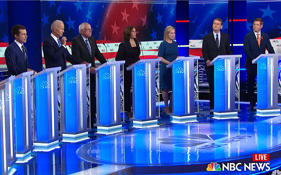 2020 Democratic Debates Steered Clear of Any Questions ...