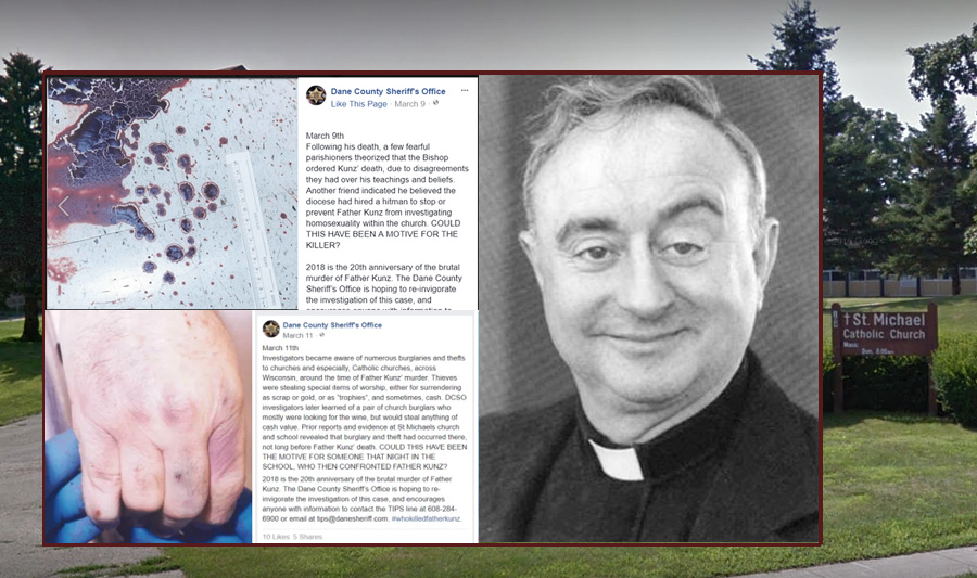 Wisconsin Catholic Priest's Brutal Murder Remains Unsolved