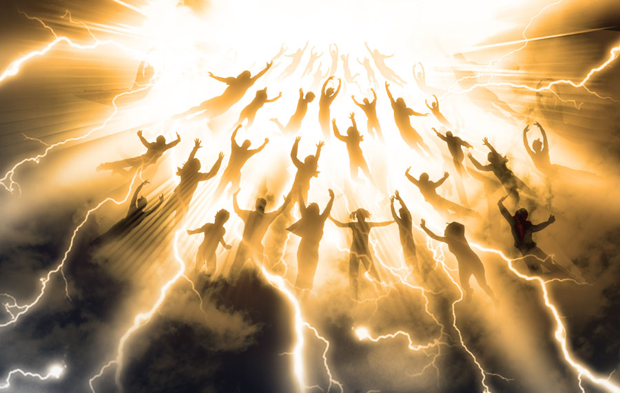 The Rapture: How We Know We Are 'This Close!'