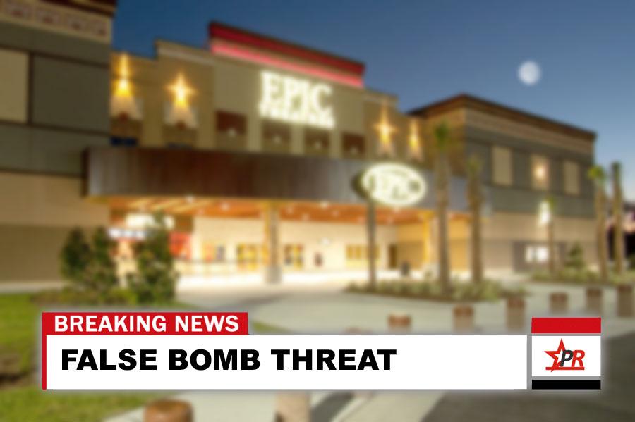 FALSE BOMB THREAT