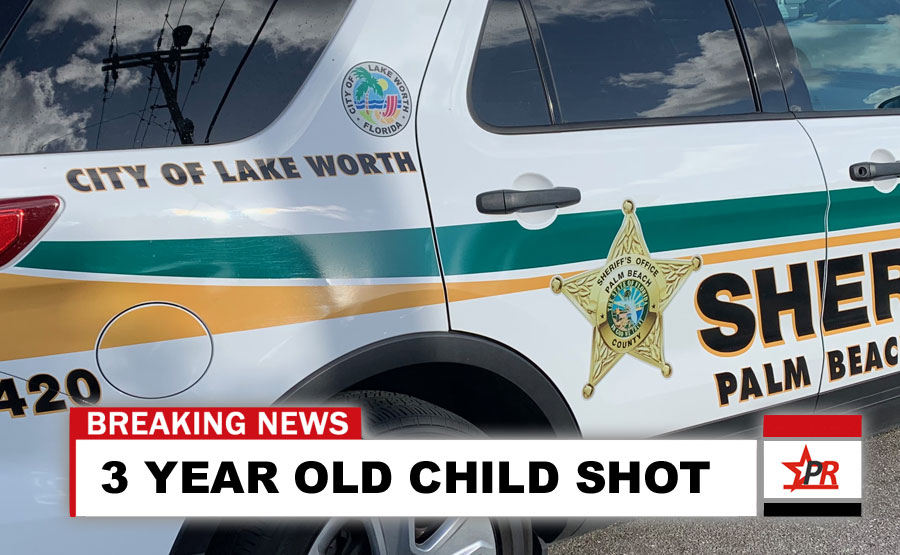 3 Year Old Child Shot