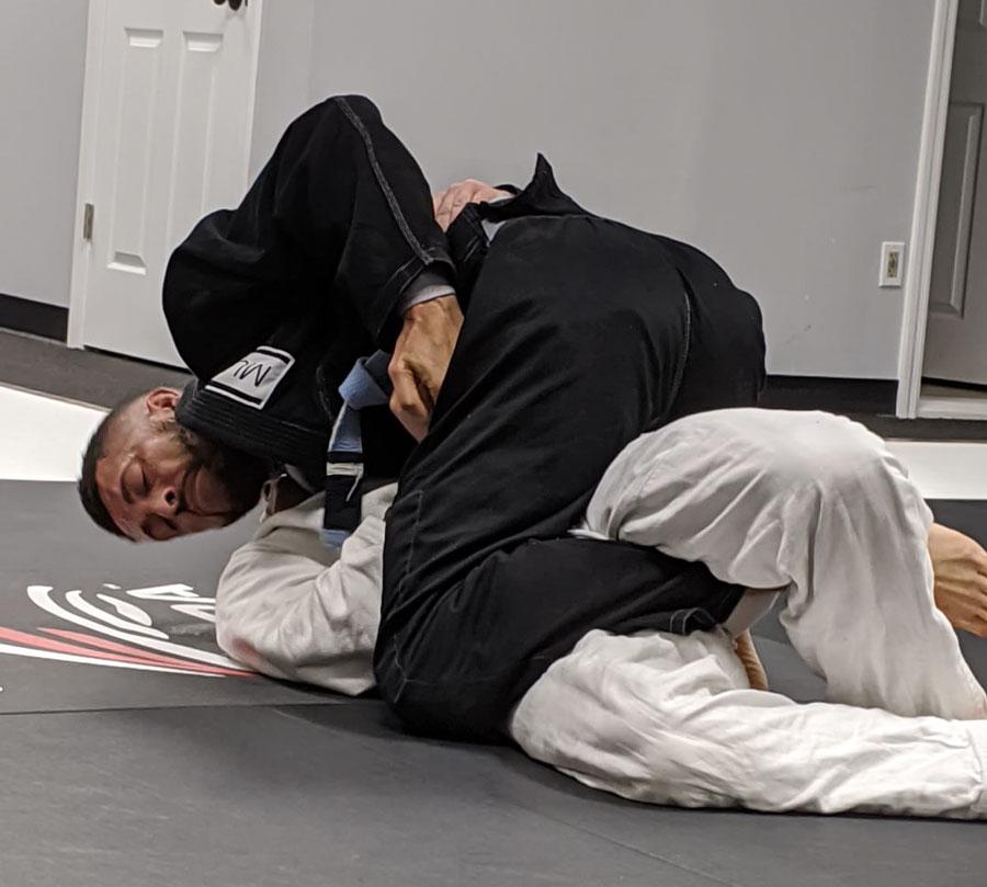 Muller BJJ Brazilian Jiu-Jitsu.