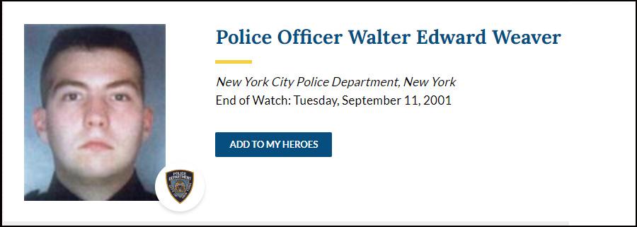 Walter Weaver