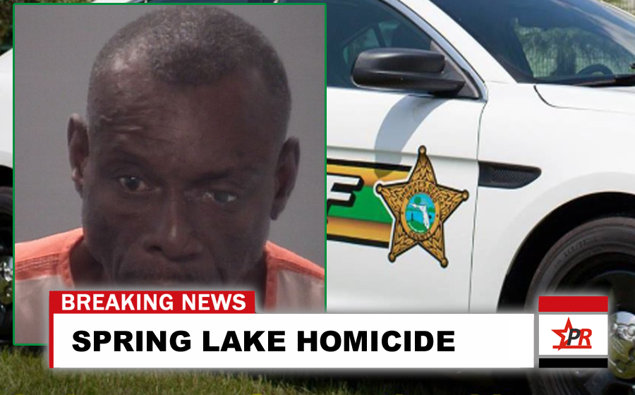 SPRING LAKE HOMICIDE