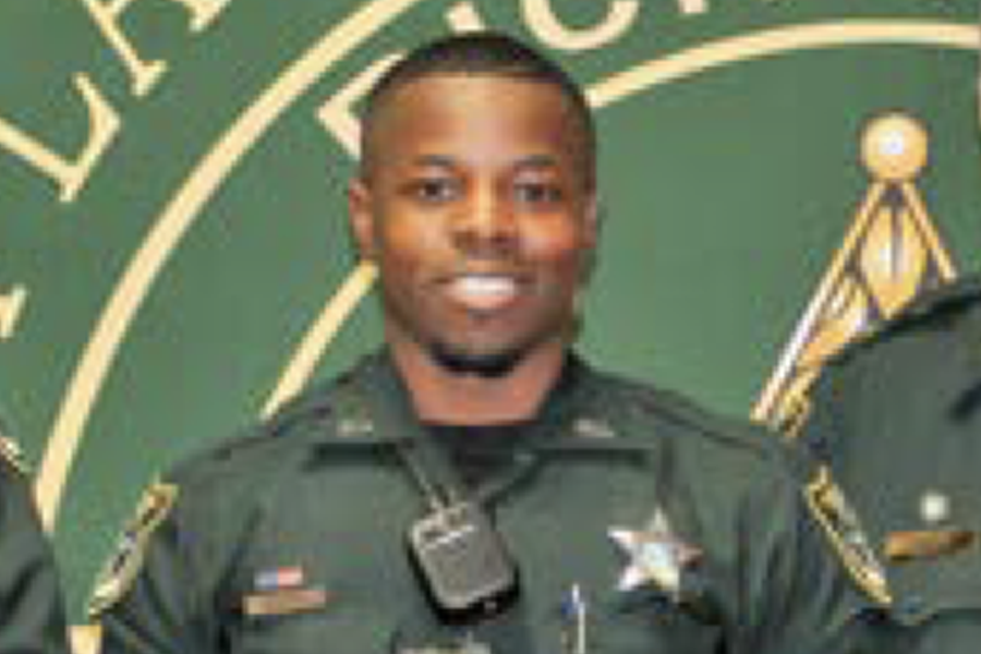 Flagler County Sheriff's Office (FCSO) Deputy Dedorious Varnes