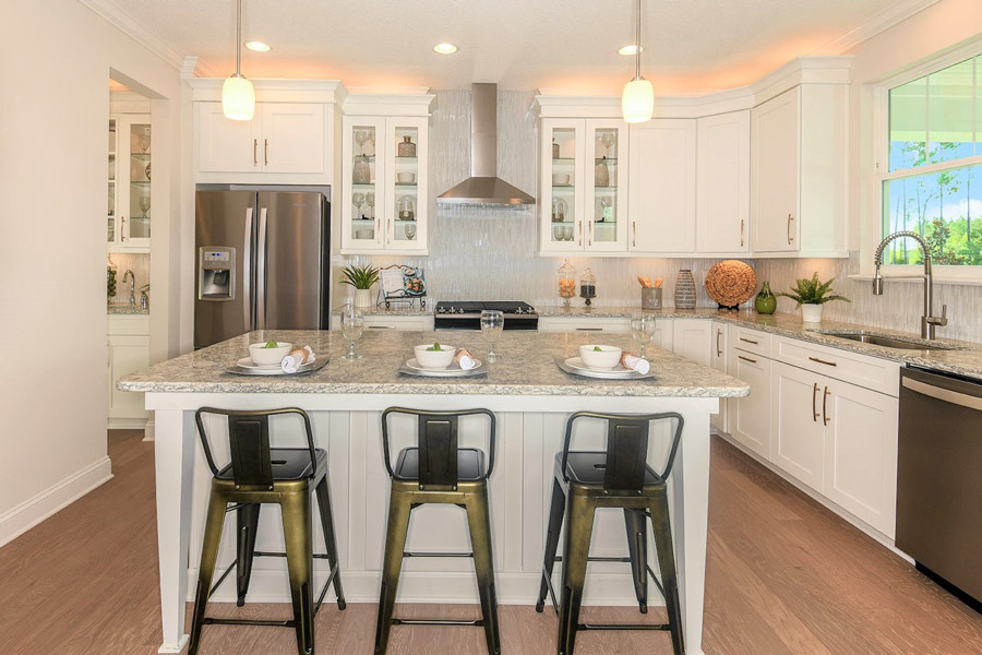 The Tradewind model by Mattamy Homes at Beacon Lake