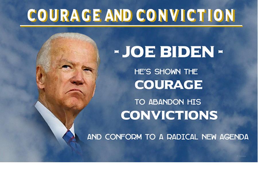 Courage, Conviction