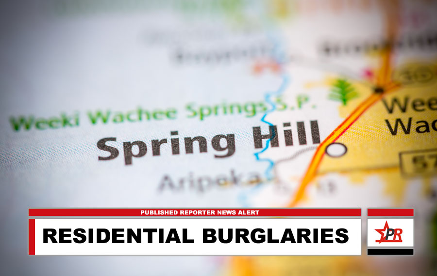 OCCUPIED RESIDENTIAL BURGLARIES