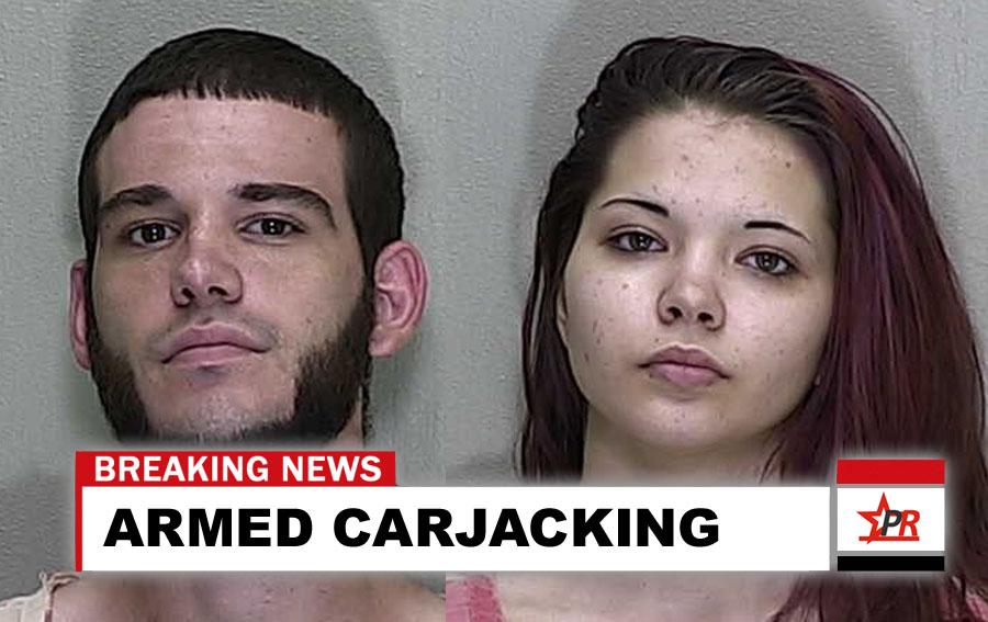 ARMED CARJACKING