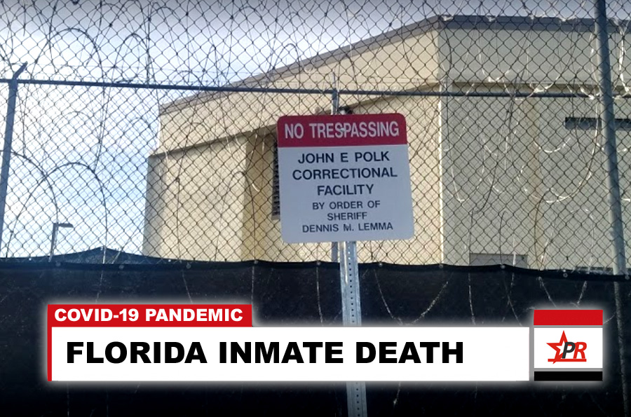 FLORIDA INMATE DEATH