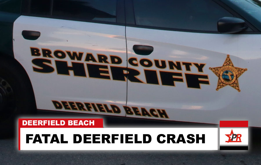 FATAL DEERFIELD CRASH