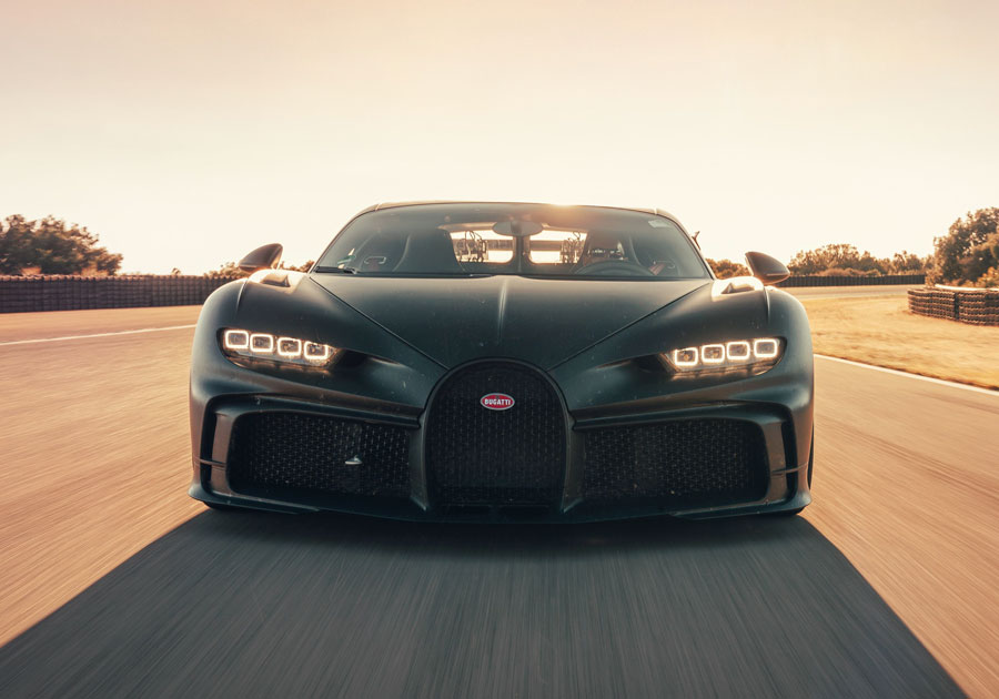 Pur Sport, Bugatti
