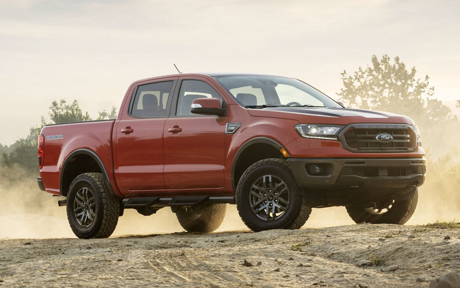 Tremor Off-Road Package