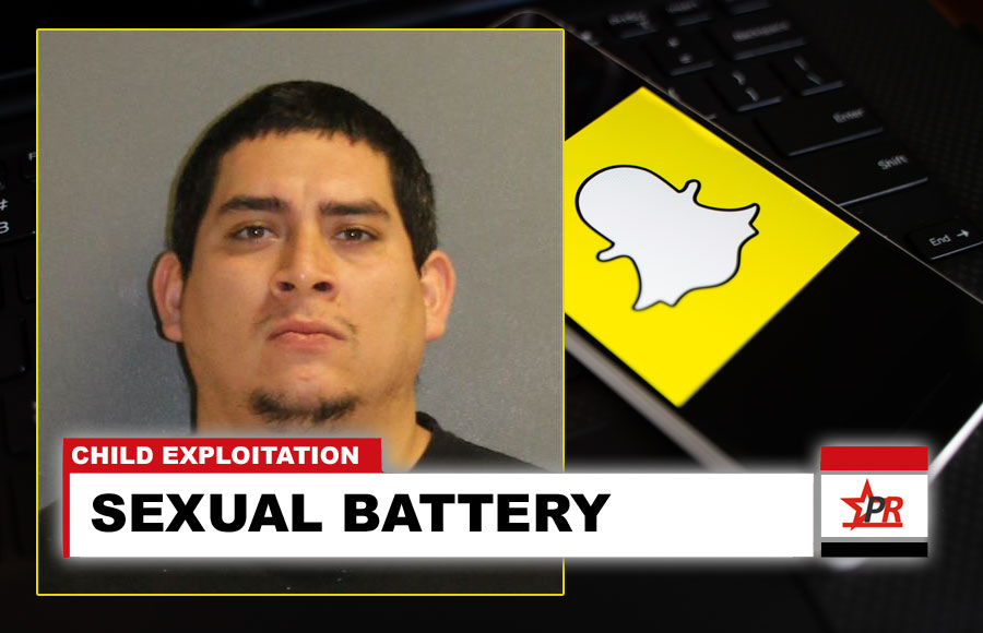 SEXUAL BATTERY OF GIRL, 13