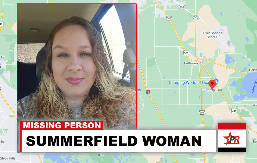 Melonie Ann Taylor, 32, of Summerfield, FL