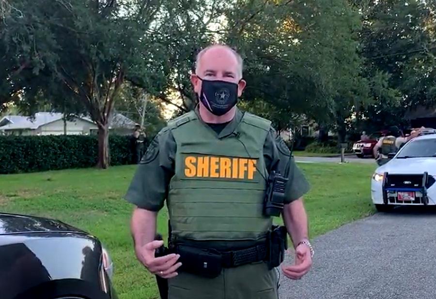 Sheriff Staly