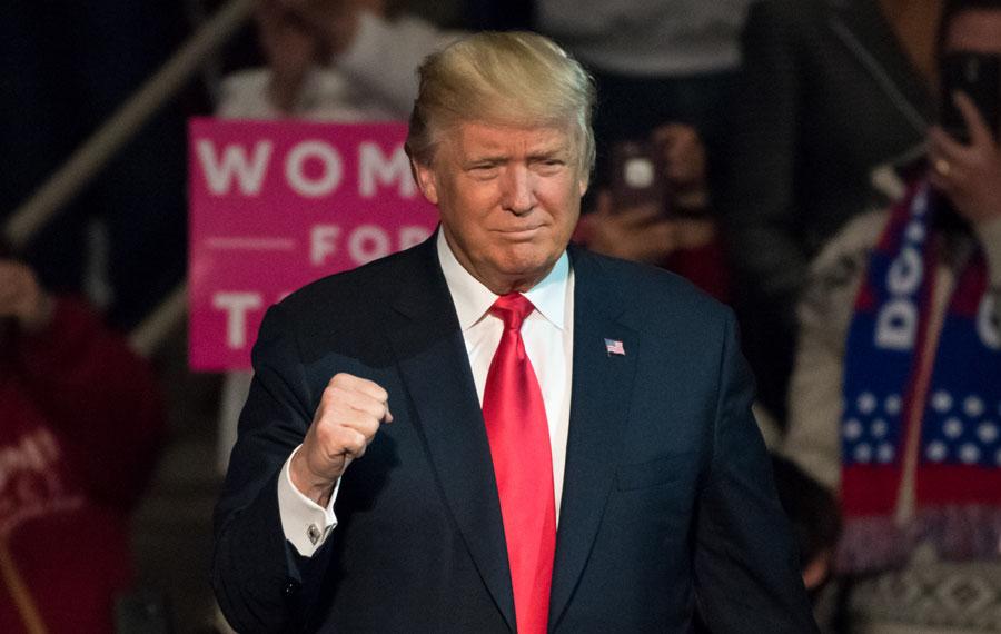 President-Donald Trump