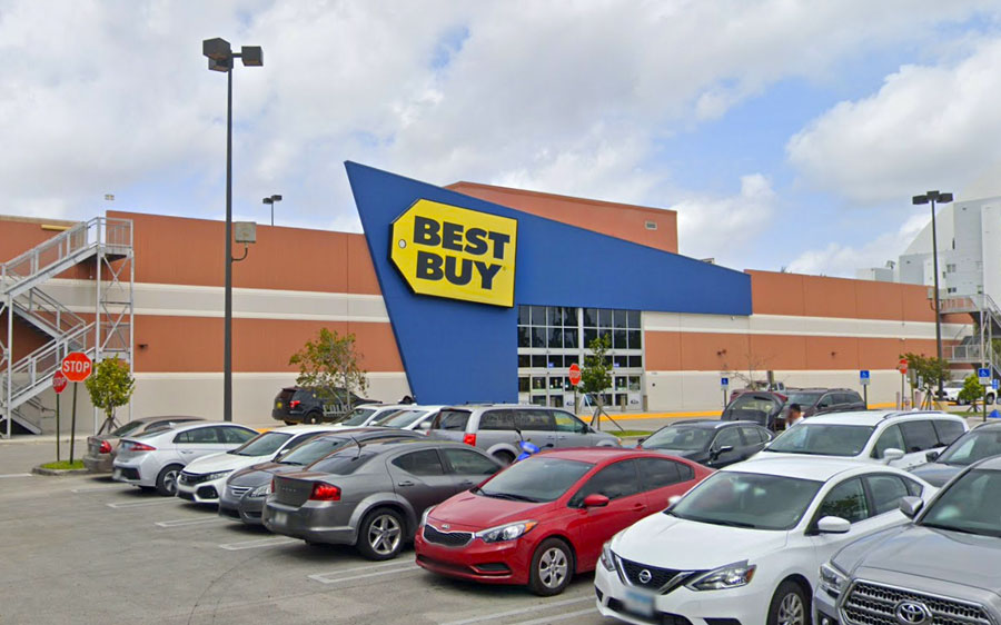 Best Buy Property in Doral