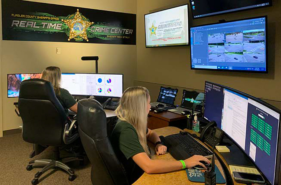 Real Time Crime Center