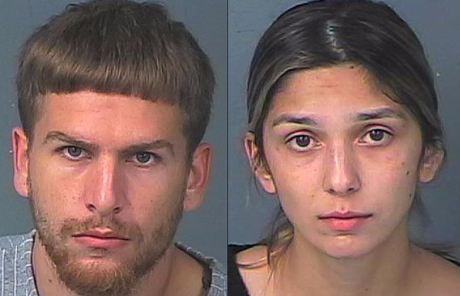 Joshua Lorenzo, 31, and Jolena Montano, 20