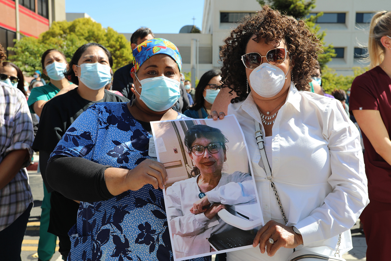 Photo credit: National Nurses United.