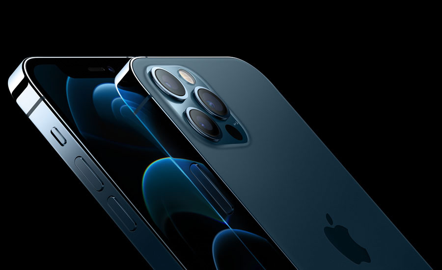iPhone 12 Pro and iPhone 12 Pro Max give pro users everything they want out of their iPhone. Image credit: Apple Press Release.