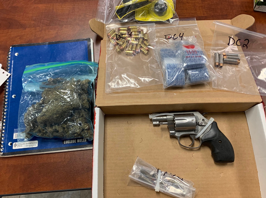 Detectives executed a search warrant on the apartment and discovered cannabis, crack cocaine, fentanyl and MDMA (ecstasy) inside. Detectives also found more than $5,000 in cash. Three men were charged with armed trafficking cocaine, trafficking fentanyl, possession of cannabis with intent to sell and grand theft of a firearm.