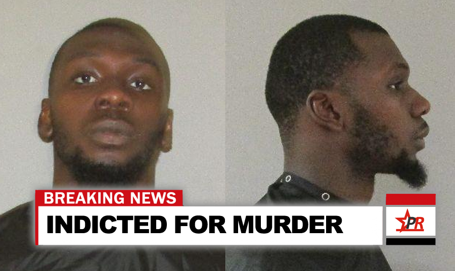 INDICTED FOR MURDER
