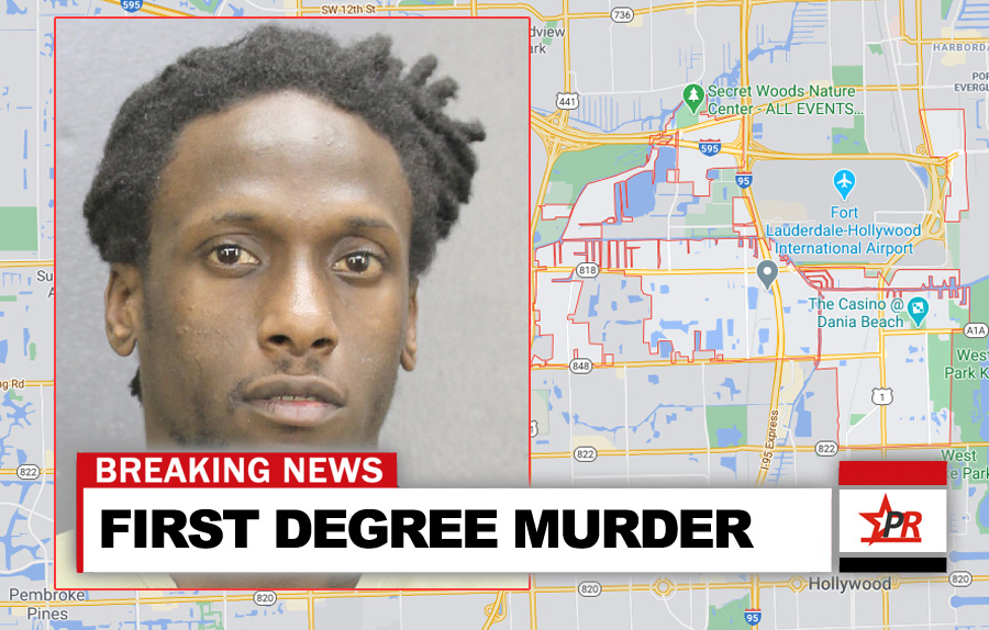 FIRST DEGREE MURDER