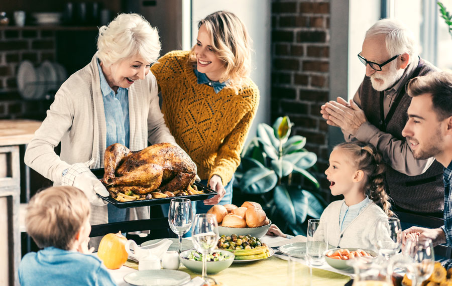 Travel on Thanksgiving? Pass the COVID
