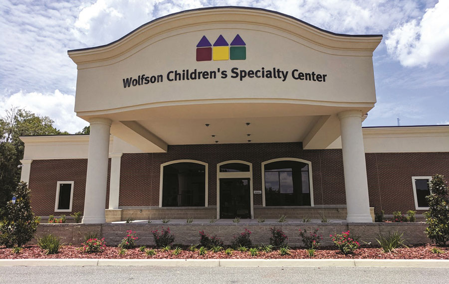 Wolfson Children's Specialty Center – Columbia County
