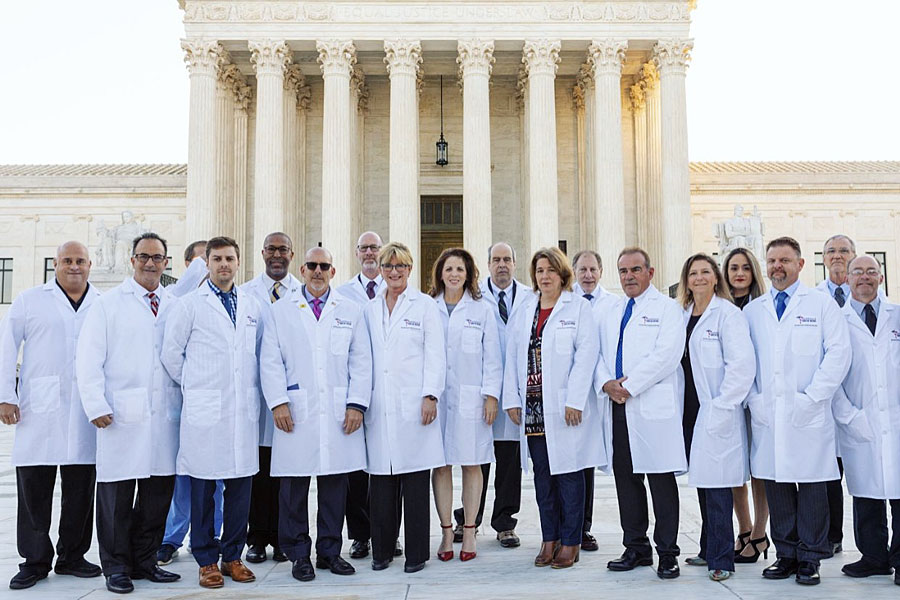The second White Coat Summit was held in Washington D.C. October 16-17, 2020. Its purpose was to have frontline doctors talk directly to the American public, educate and inform policy leaders, and create alliances to enable physicians to heal our nation. Its emphasis was on the proven success of early treatment.