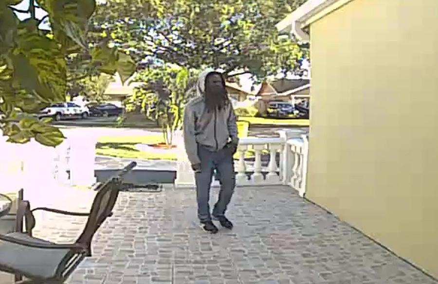 Suspect Wanted In Tamarac and North Lauderdale Burglaries