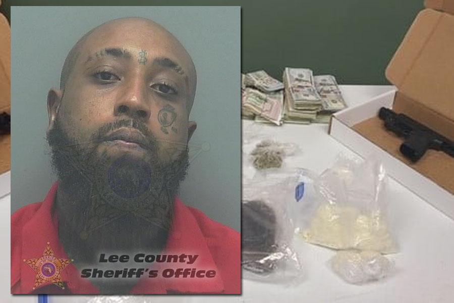 Dealer Arrested, $100K Seized in Illegal Narcotics