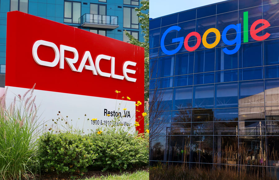 Oracle and Google