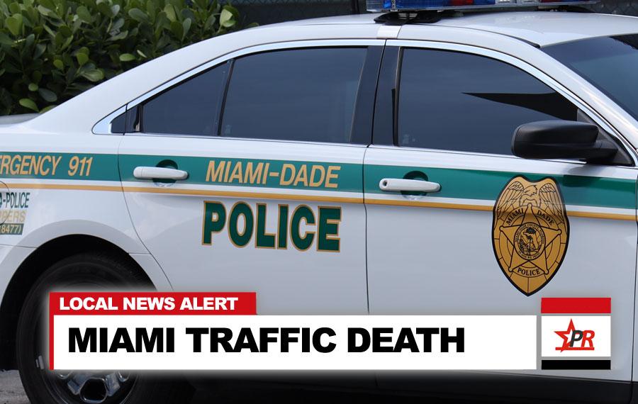 MIAMI TRAFFIC DEATH