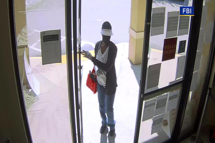 Bank Robbery in Dania Beach