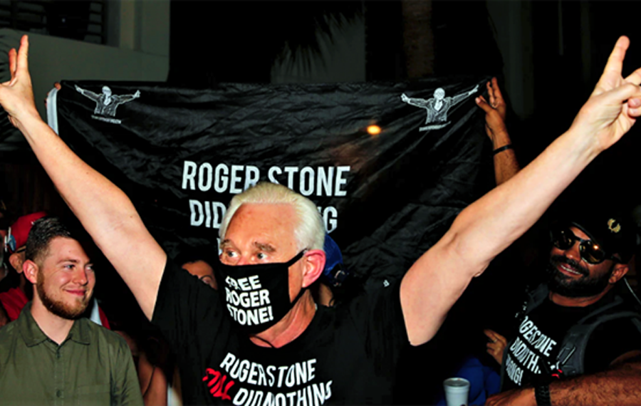 Op Ed: Submission: The Stalinist Show Trial of Roger Stone