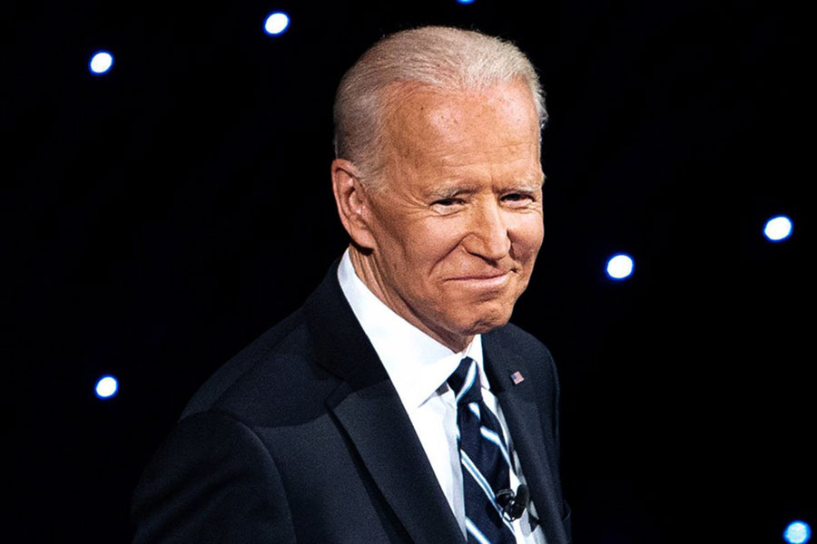 Biden, who turns 78 this month, said his plan will help Americans who retire early and those who are unemployed or can't find jobs with health benefits. Editorial credit: VP Brothers / Shutterstock.com, licensed.