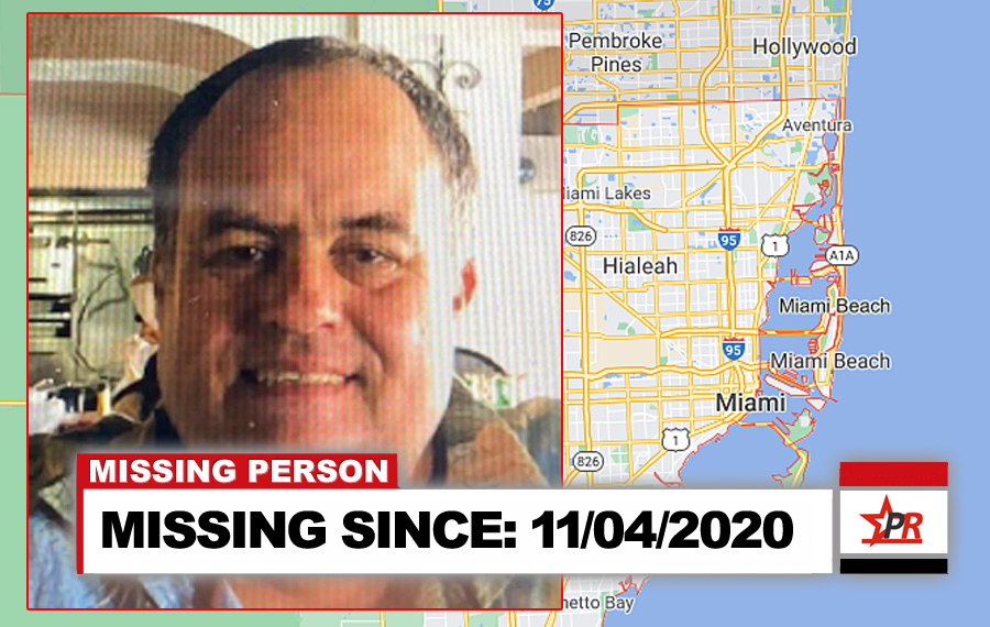 MISSING SINCE:  11/04/2020