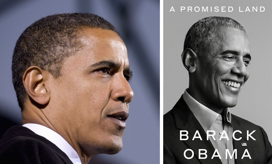 "In his recently released book, ""A Promised Land,"" Barack Hussein Obama II, spewing an outpouring of lies about Israel, its history and its Jewish supporters, gives clear evidence that his surely, soon-to-be orchestration of the ""Biden"" White house will cause grief to the aforementioned victims."