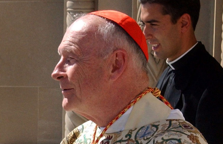 Op-Ed: My Minor Role In Exposing Disgraced Former Cardinal Theodore McCarrick